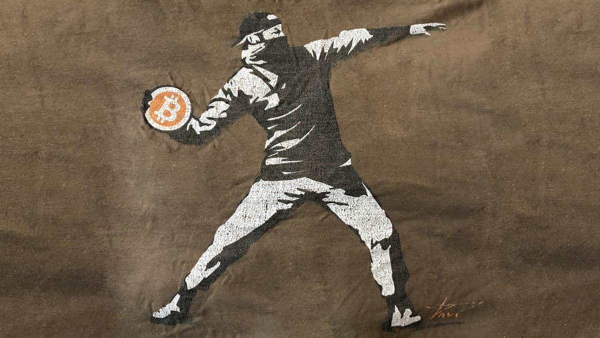 Entre ondas de manifestações, Bitcoin é o protesto pacífico