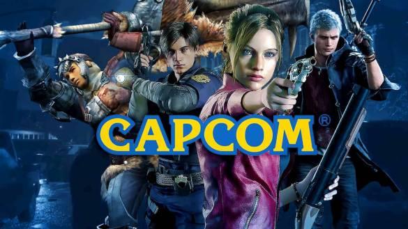 Capcom jogos de Platina