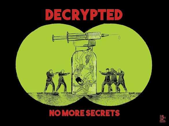 Decrypted estreia Satoshi Nakamoto