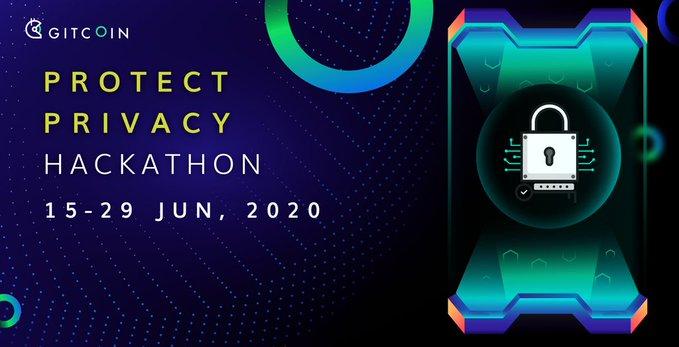 Gitcoin promove hackathon sobre privacidade