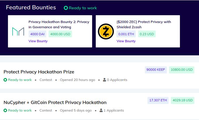 Hackathon virtual proteja sua privacidade