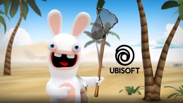 Rabbids Token Ubisoft