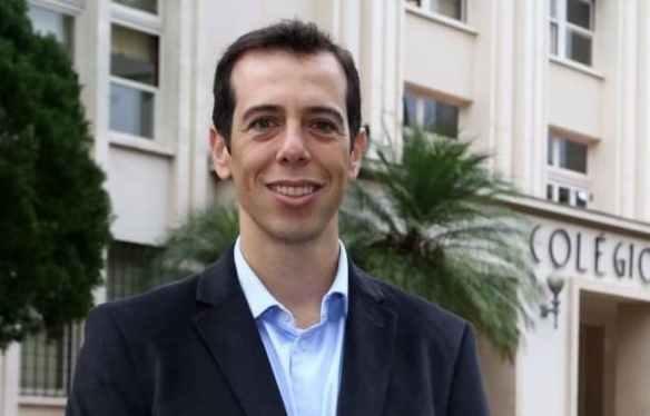 Renato Feder, cotado para o MEC