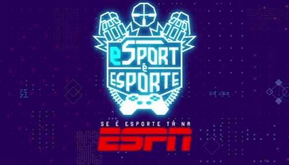 ESPN eSports e Esportes