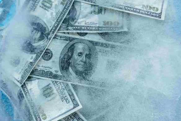 dolar congelado