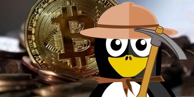Distribuição Linux brasileira usava mineração de Bitcoin para se financiar