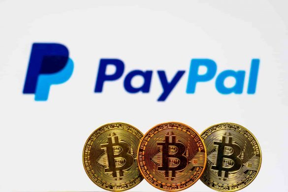 paypal e moedas de Bitcoin