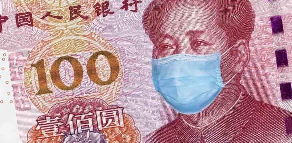 China corrida aos bancos