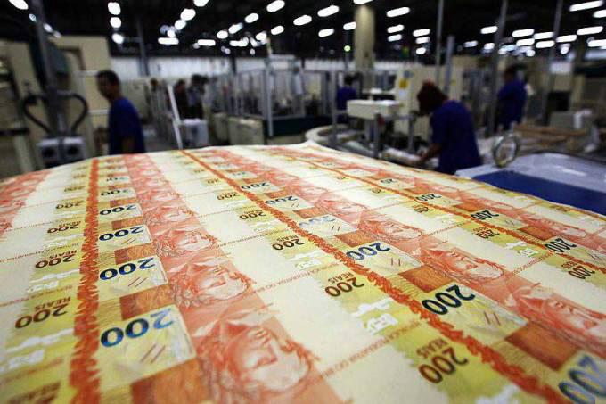 BC imprimirá cédulas de R$ 200. Sim, terá expansão monetária