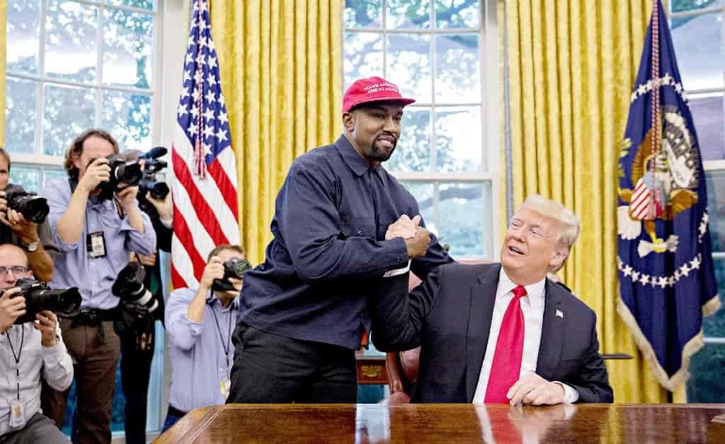 Kanye West é o novo candidato pró bitcoin à presidência dos EUA