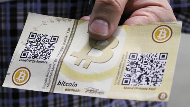 Bitcoin é reconhecido como moeda