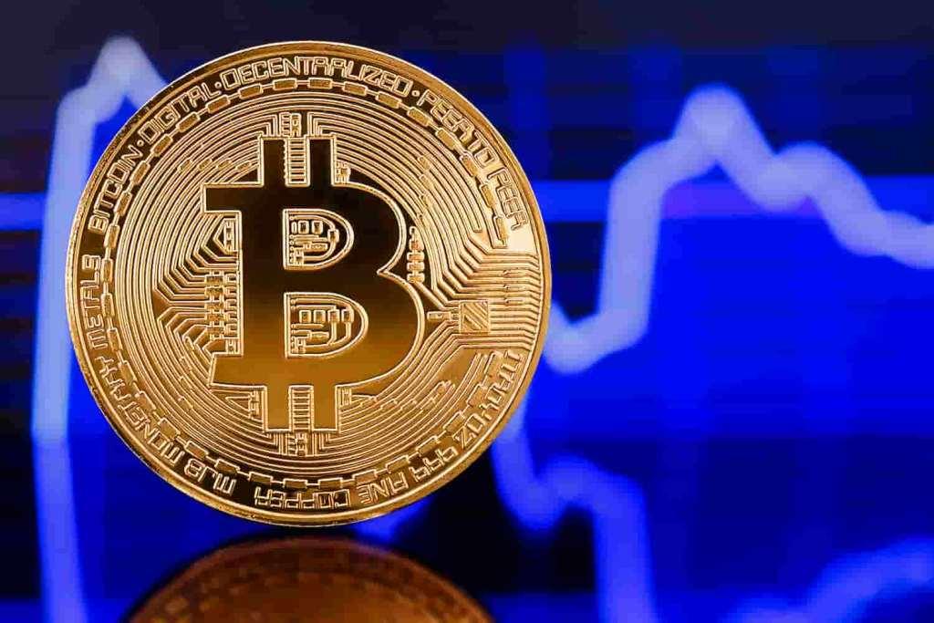 Bitcoin on-chain dados