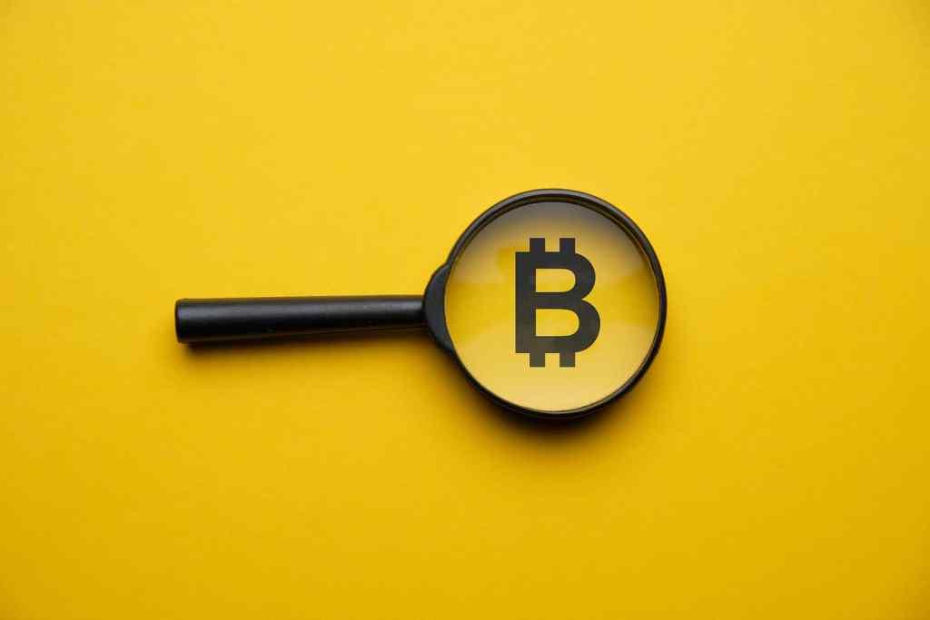 bitcoin análise