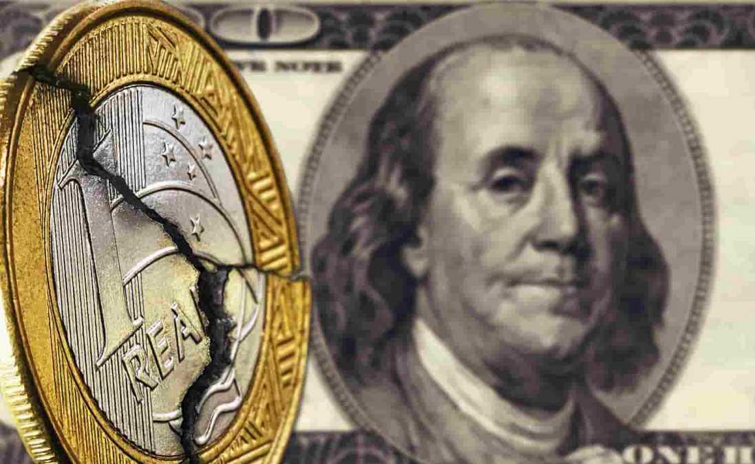 Dólar tem maior alta em 3 meses e pode subir 30% segundo banco suíço