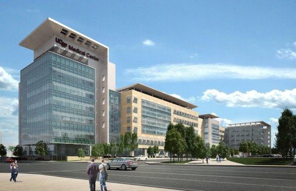 Centro Médico da Universidade da California de São Francisco