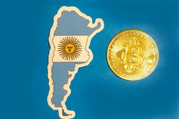 PIB da Argentina e Bitcoin