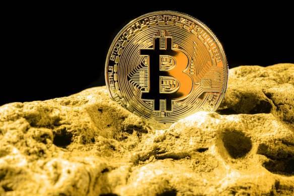 Correlação bitcoin ouro