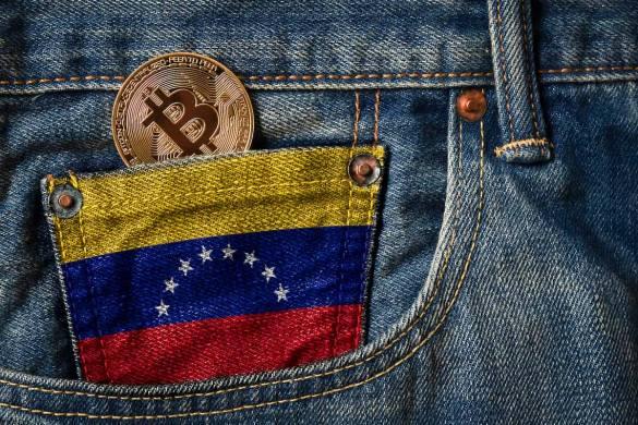Adoção de Bitcoin na Venezuela