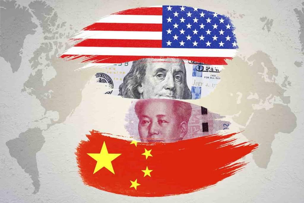 dollar china