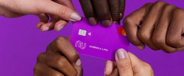 cartão do nubank