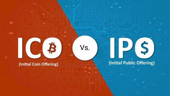 ICO x IPO