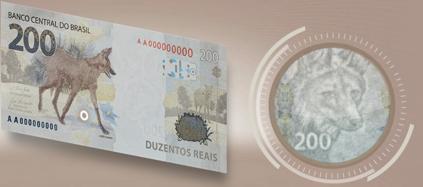 nota de R$
