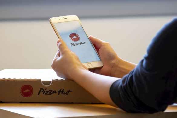 Ex-CMO da Pizza hut