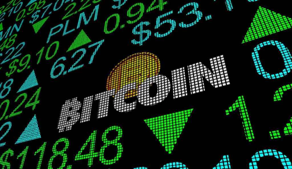 bitcoin e mercado de ações