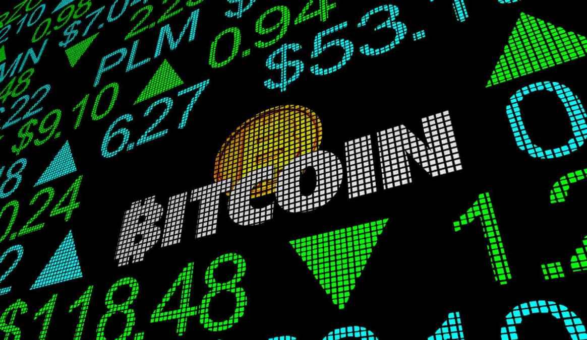 Correlação entre bitcoin e ações se aproxima do máximo histórico