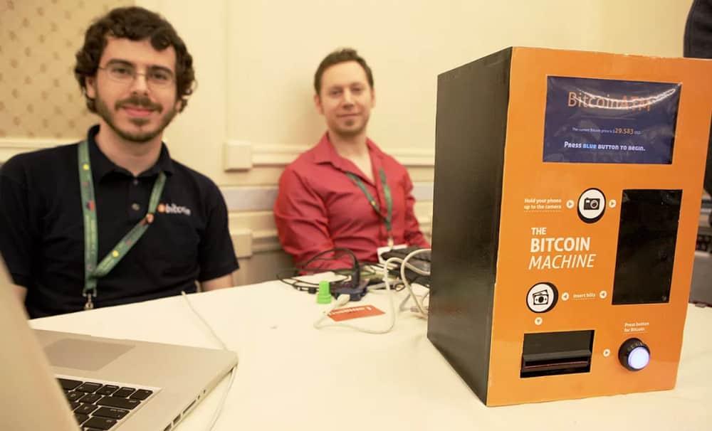 Caixas eletrônicos de Bitcoins (ATMs) crescem 85% em 2020