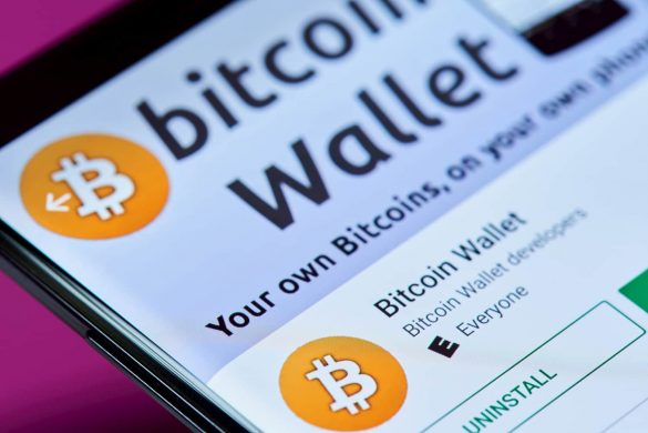 custódia de bitcoin no android