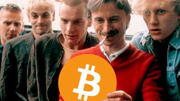 Viciados em Bitcoin