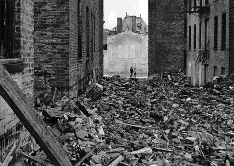 South Bronx — NY — anos 1980