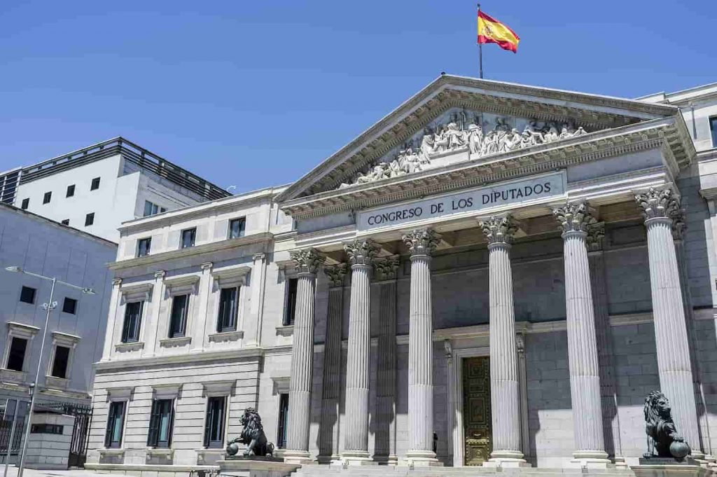 congresso espanhol