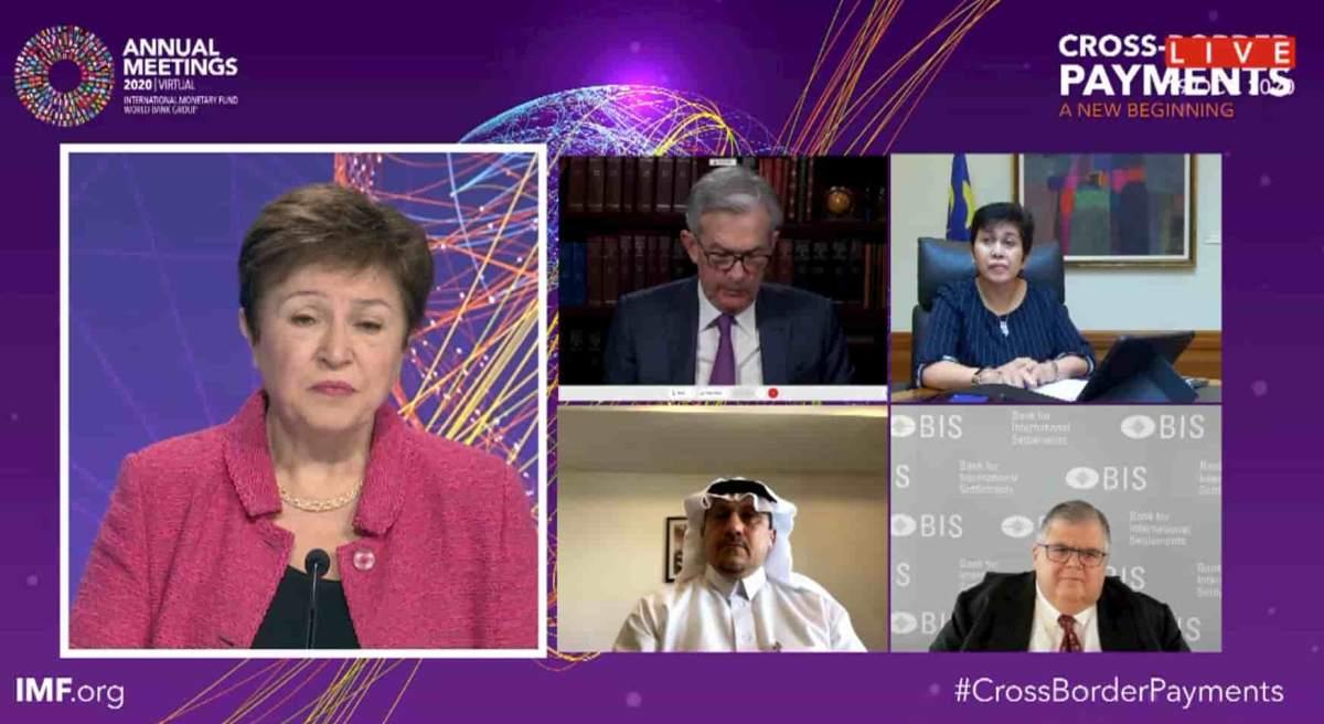 [Ao vivo] FMI discute sobre criptomoedas e pagamentos transfronteiriços