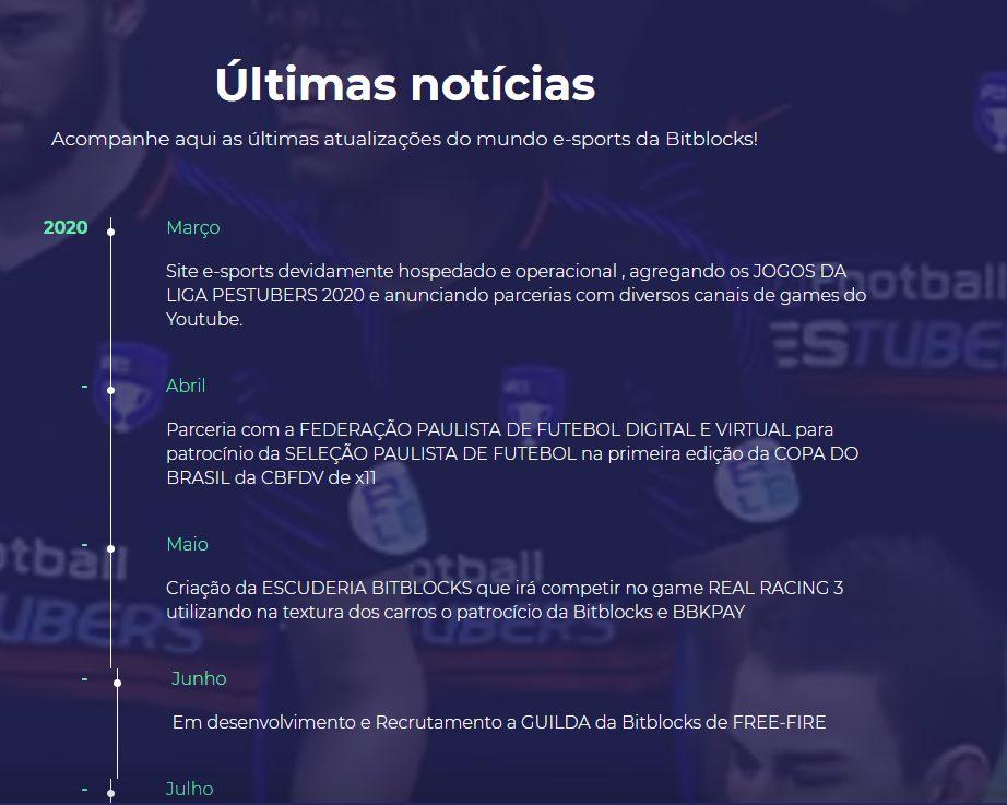 Site Bitblocksesport