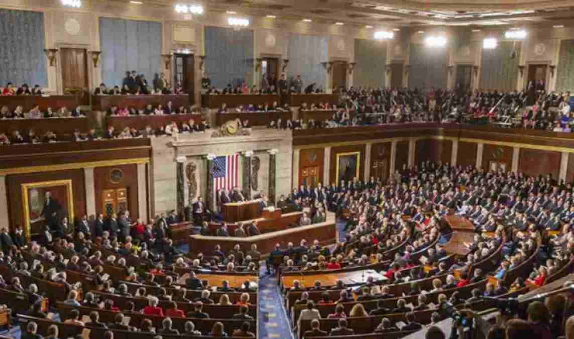 Bitcoins são enviados a todos os membros do Congresso americano