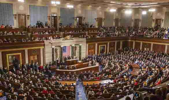 Todos os membros do Congresso dos Estados Unidos receberão uma contribuição de campanha em bitcoin, detalha o anúncio divulgado