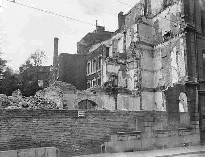 Aachen — Alemanha — 1944