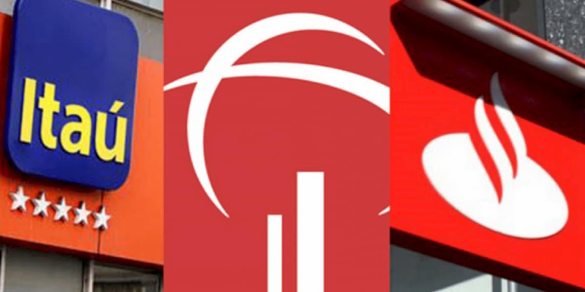 Pix é lançado enquanto Itaú, Bradesco e Santander saem do ar