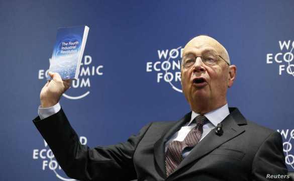 Klaus Schwab, fundador e executivo do FEM. Fonte: Fórum Econômico Mundial.