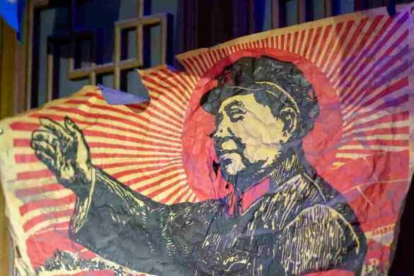 Ícone de ditador chinês