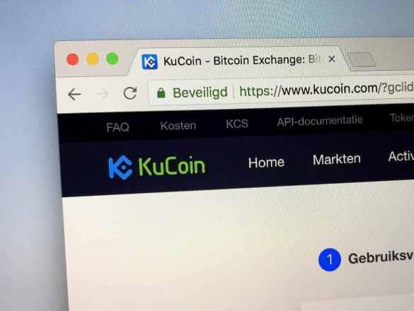 Kucoin recupera 84% dos fundos