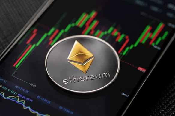 Ethereum sobe US$ 600