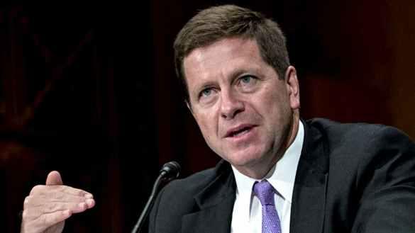 Jay Clayton, diretor da SEC