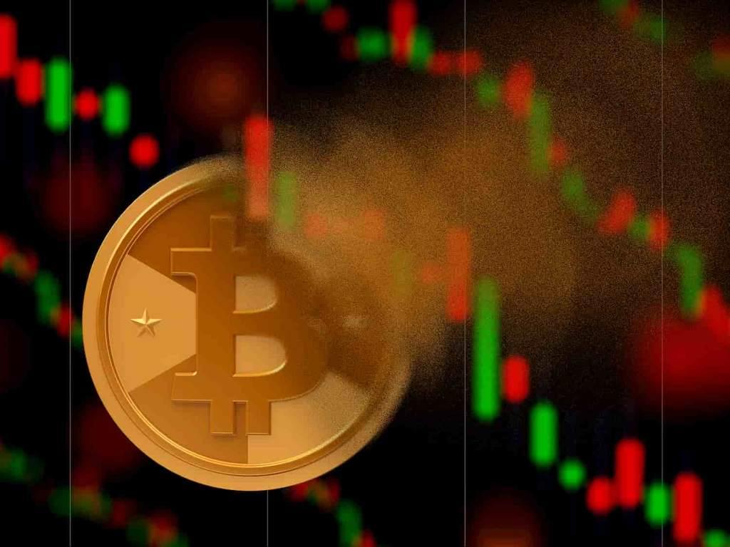 bitcoin desaparecendo