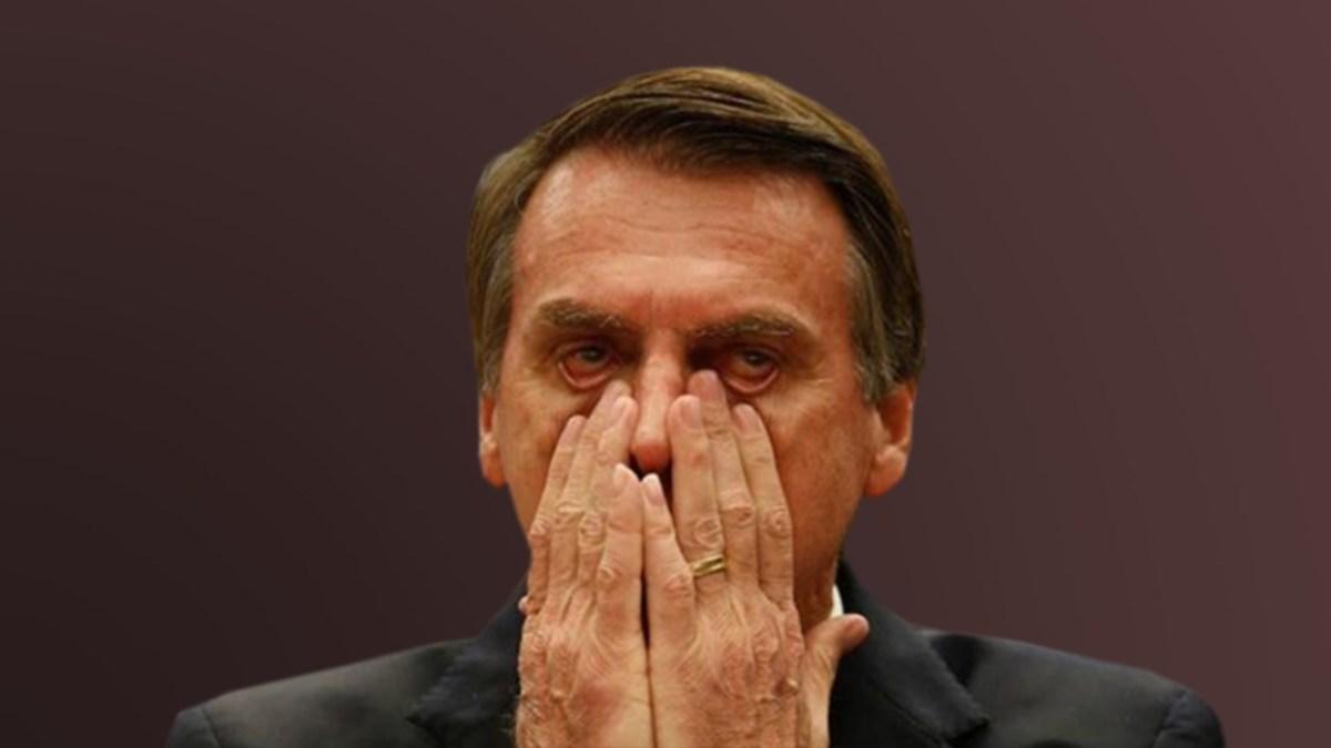 """""""O Brasil está quebrado. Não consigo fazer nada"""", diz Bolsonaro"""
