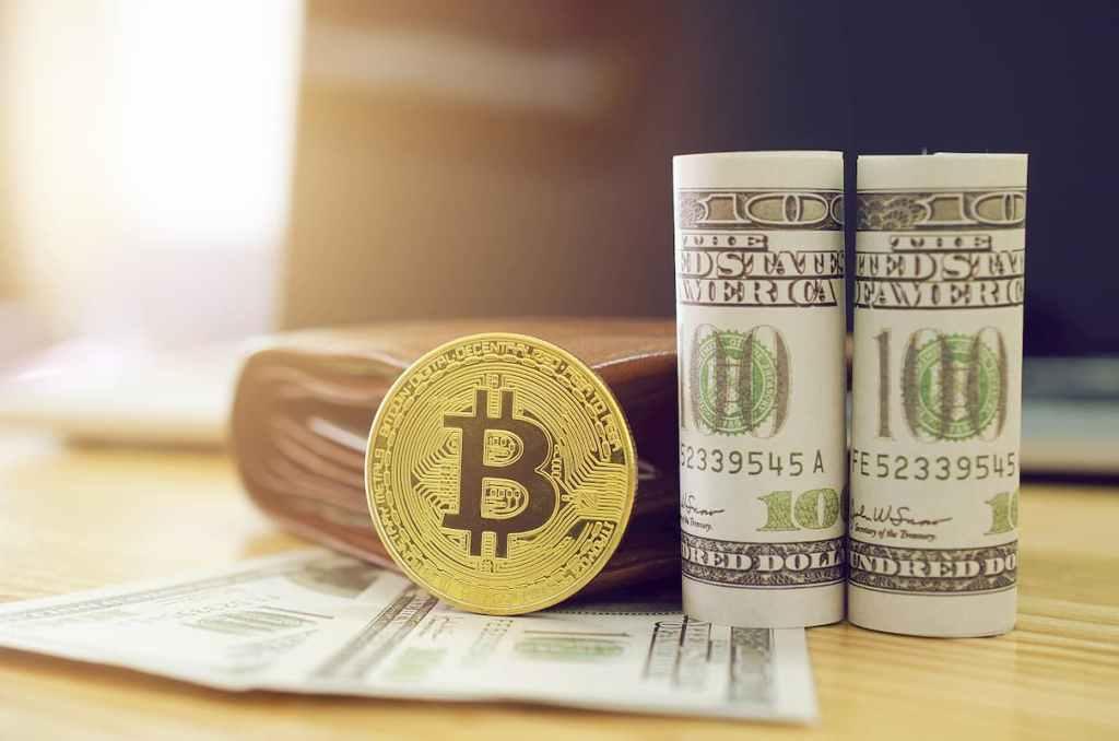 Bitcoin máxima histórica em dólar
