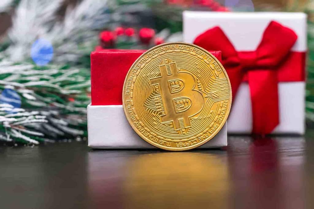 bitcoin de presente