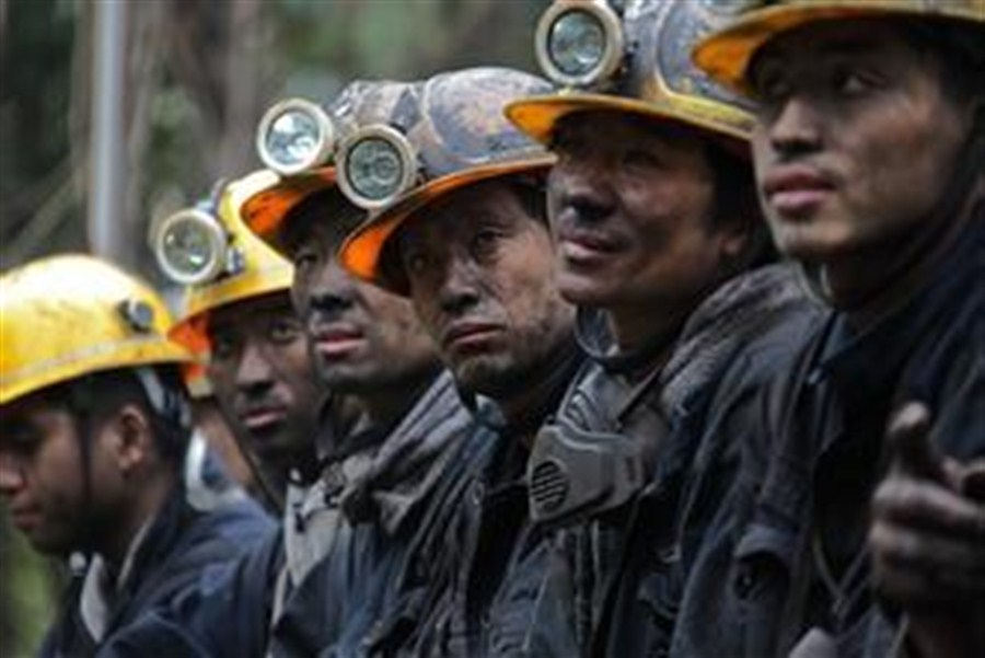 Mineradores chineses de bitcoin são afetados por escassez de energia